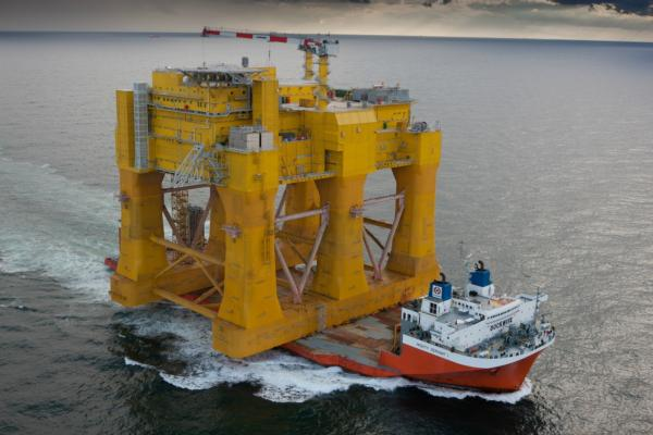 ABB delivers DolWin2 project