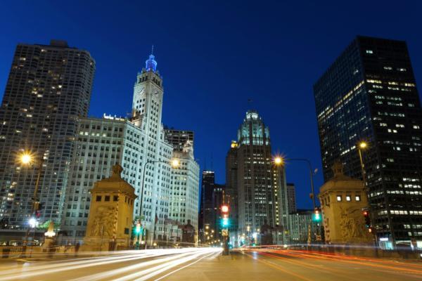Streetlight programme accelerates Illinois' smart cities