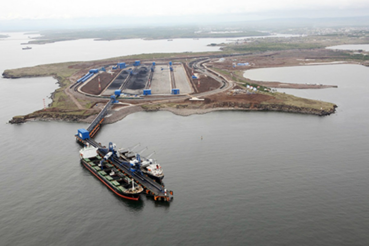 SUEK's Vanino bulk terminal in Russia benefits from ABB's energy-efficient eHouse solution
