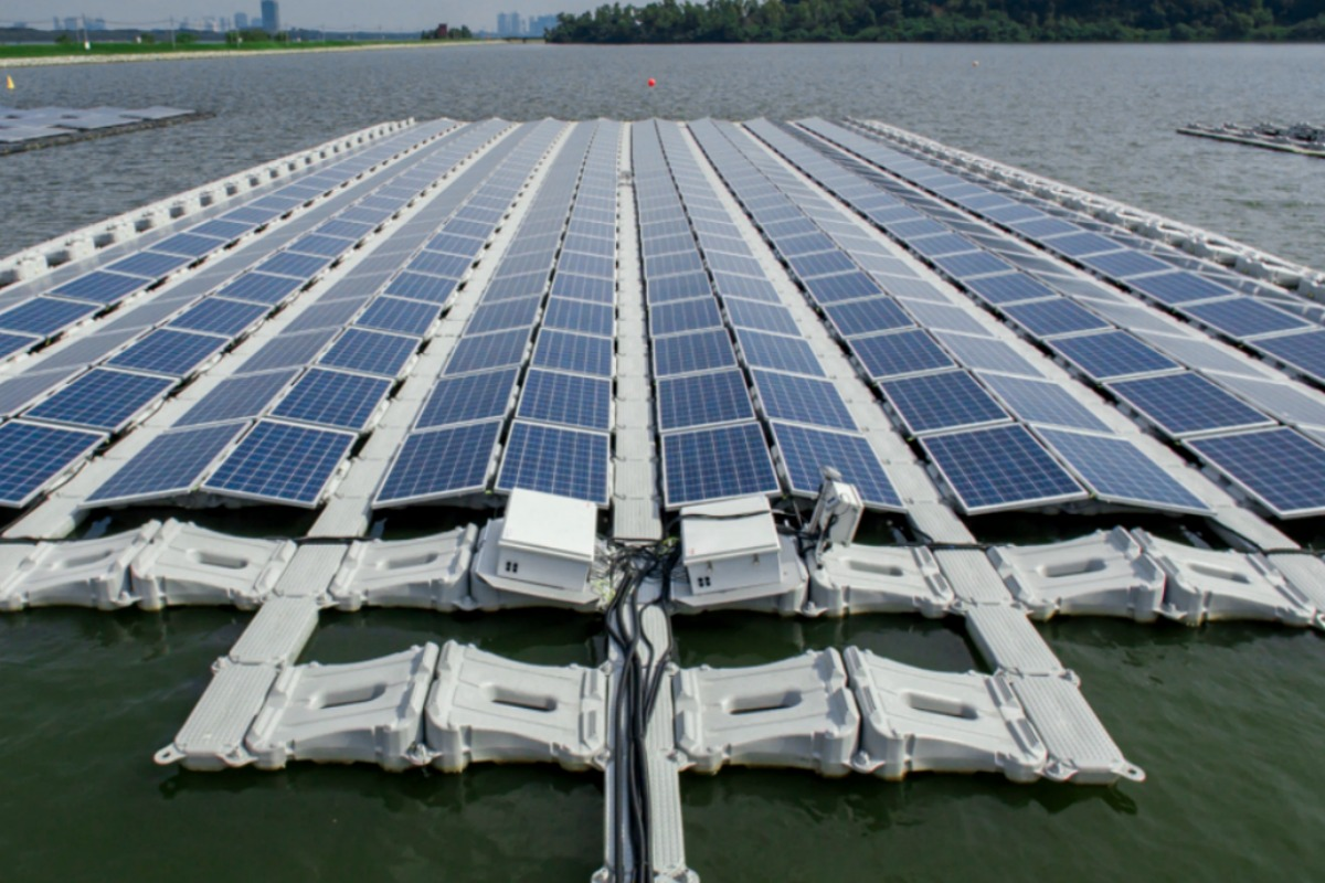 Singapore Boasts Biggest Floating Solar Project Smart