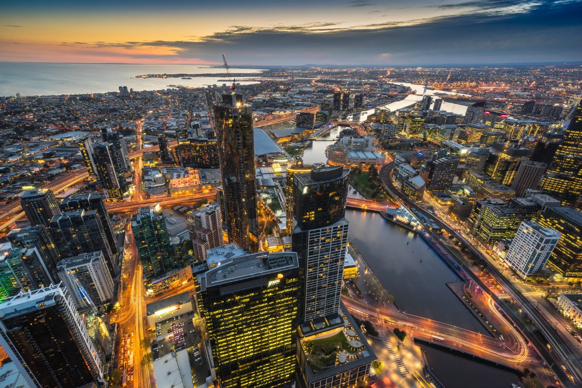 Population of Australia's three biggest cities, including Melbourne, is growing fast