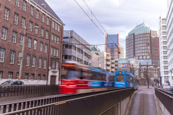 Mobile ticketing comes to The Hague