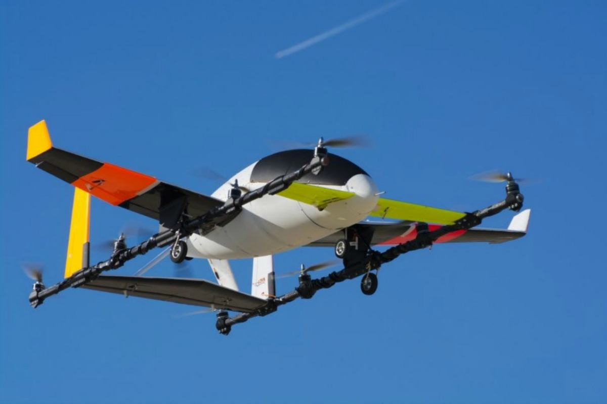 "Urban flight vehicles are ""primed for mass adoption,"" said Starburst Accelerator"