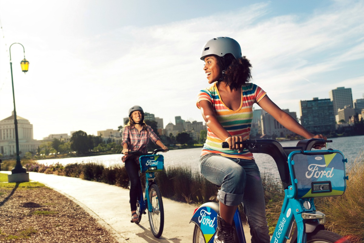 Ford and Motivate make it easier to get about on a bike in San Francisco