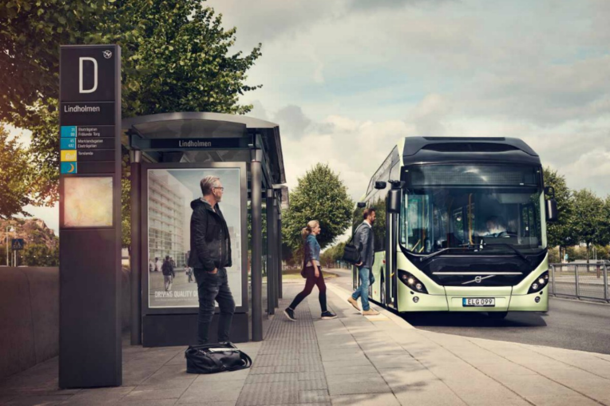 """Electric buses are helping Gothenburg create """"the public transport of the future"""""""