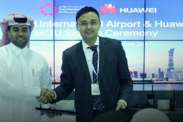 Hamad International inks MoU for smart airport