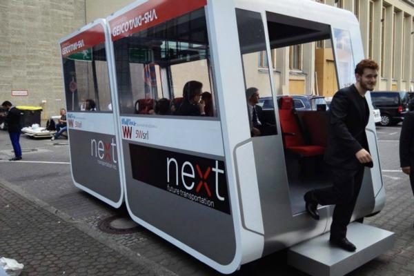 The future of transportation?