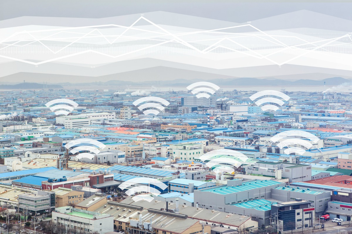 The two organisations want to identify and share Industrial IoT best practice