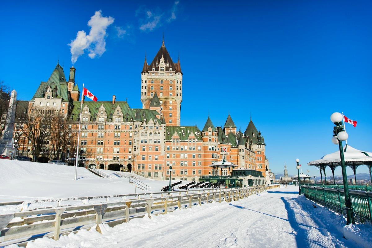 Ice delivers its services to Northern Canada across areas such as Quebec