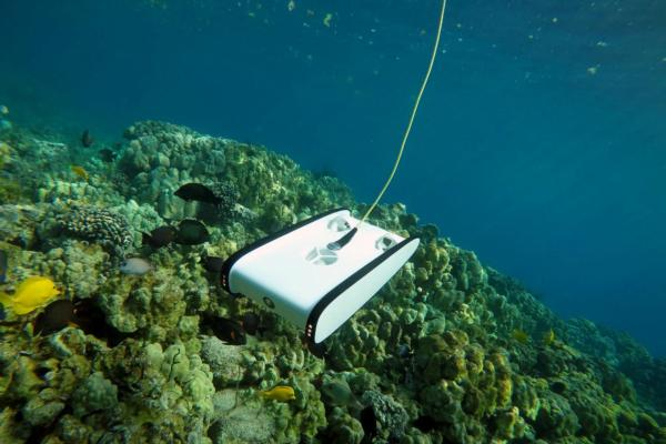 Underwater drone uses RTI connectivity platform