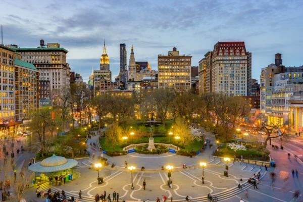 LA, NYC and Chicago top the smart list