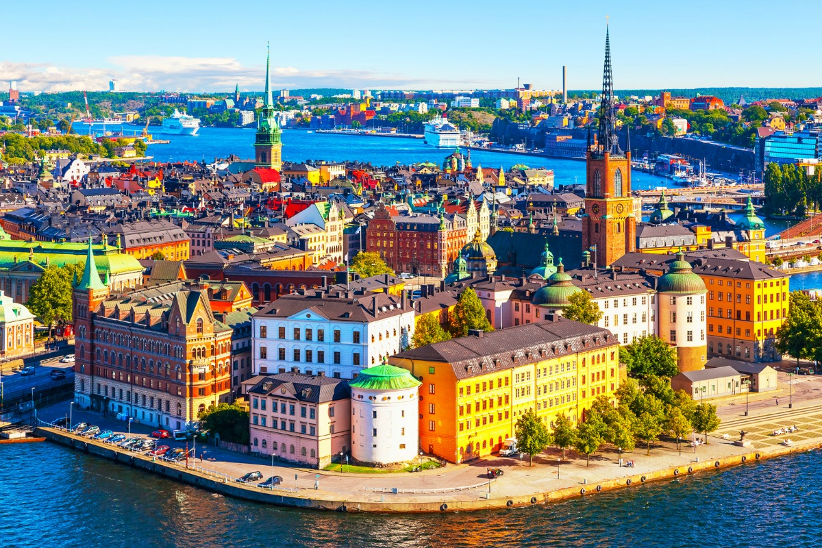 The Internet of Things is rapidly gaining momentum in Sweden