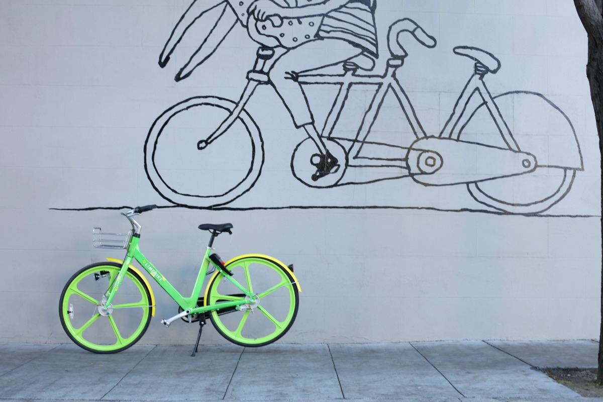LimeBike has been deployed in eight cities and on seven university campuses in the US