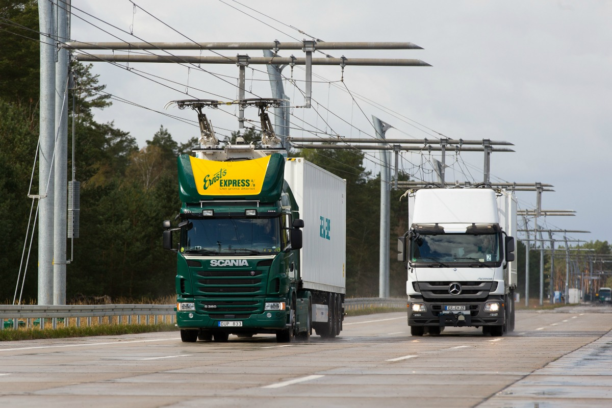 electric truck germany