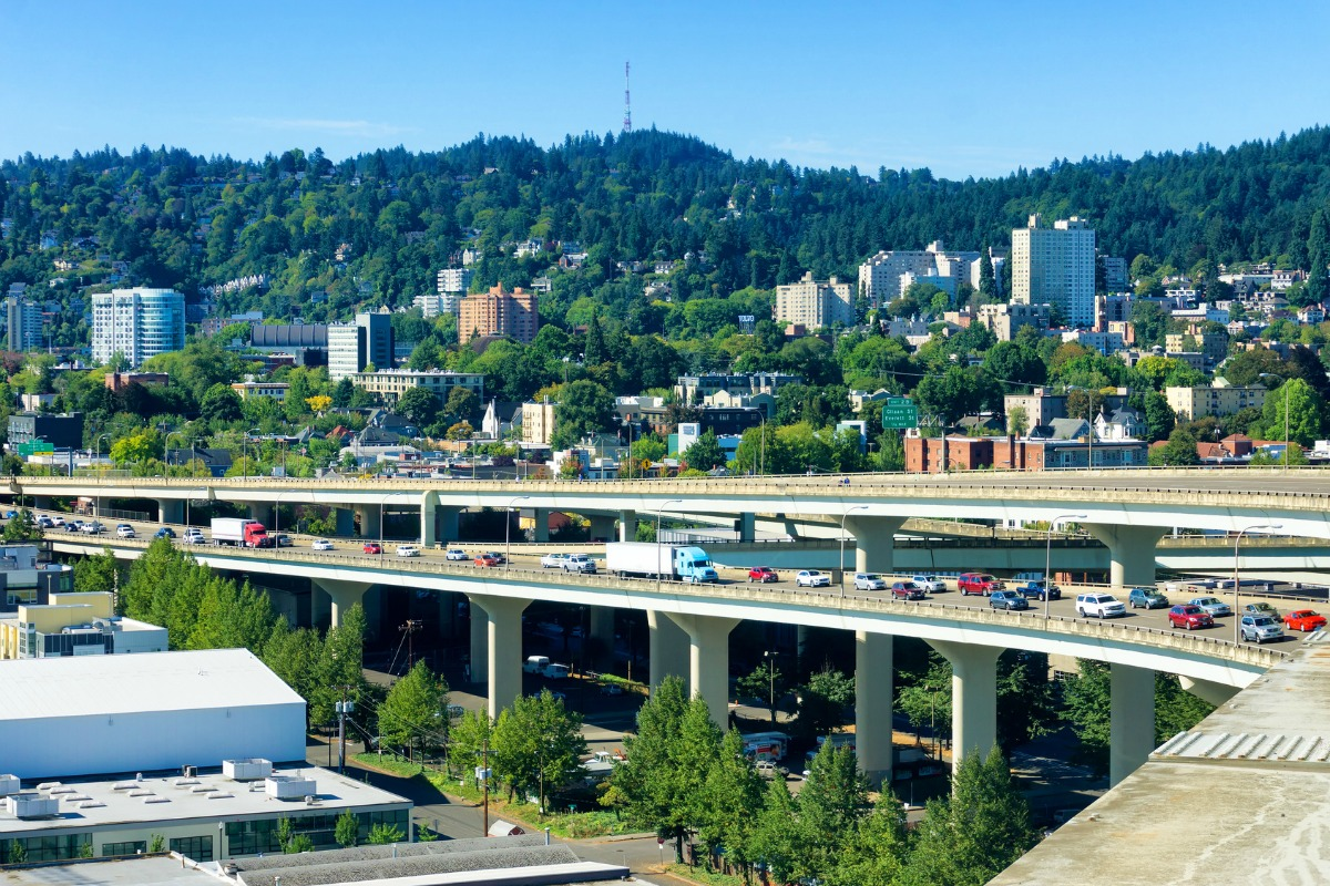 Portland is one of the cities with a rapidly expanding population which can benefit from Migo