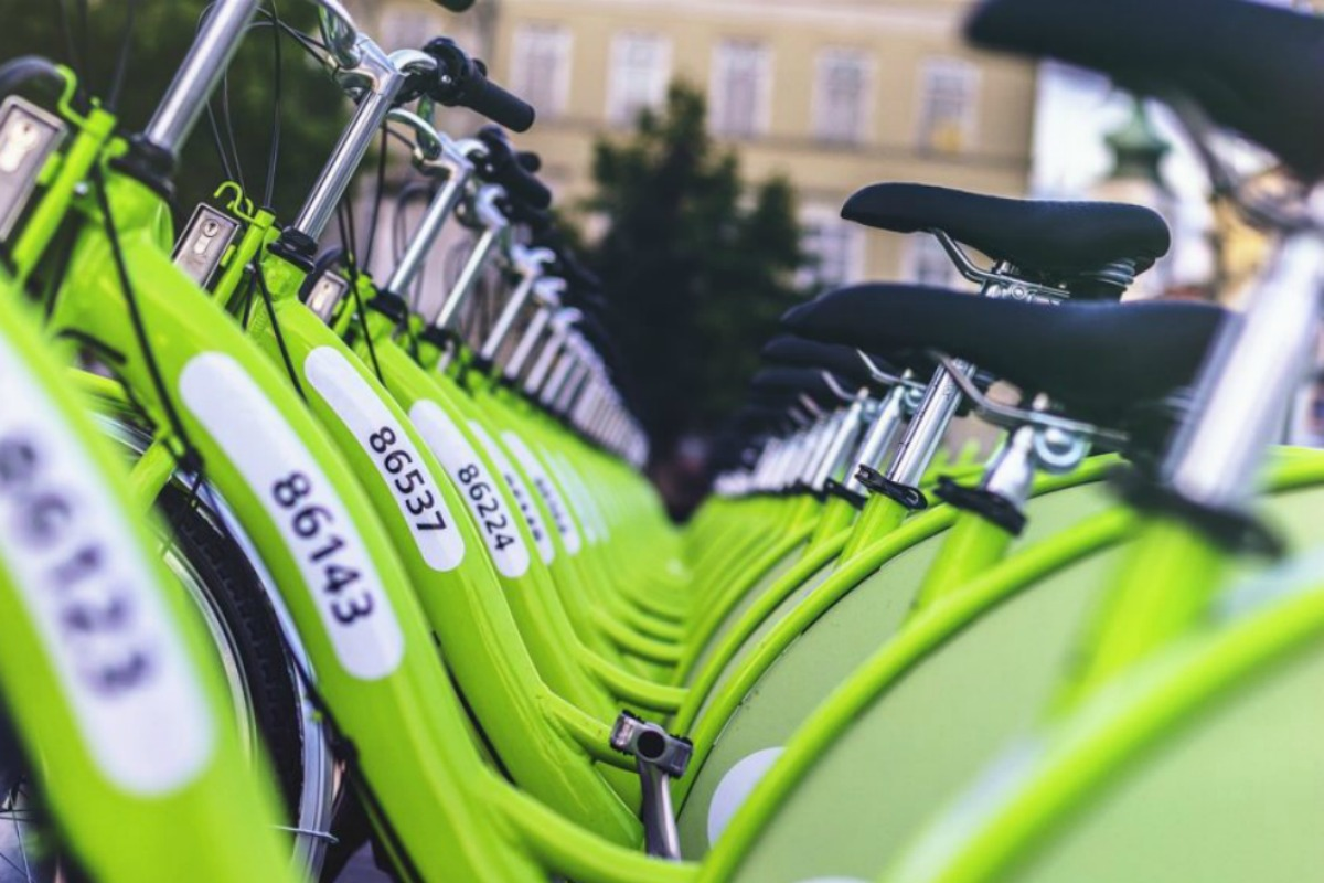 Bike-share operators globally can deploy AI and simplify how they manage their schemes