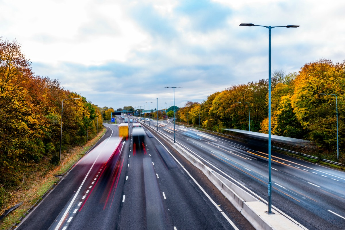 Truck platooning trials could start by the end of 2018 in the UK