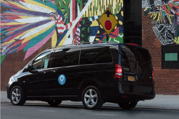 On-demand shared rides shuttle comes to Europe