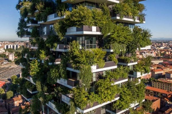 Why smart city infrastructure is going green