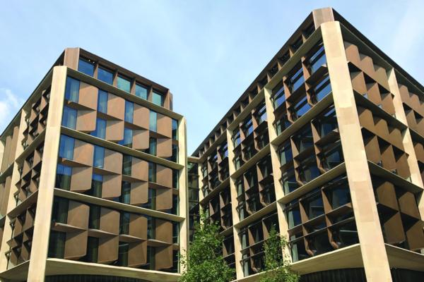 The world's most sustainable office