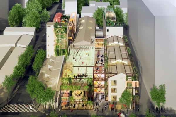 Urban living innovation comes to Shanghai