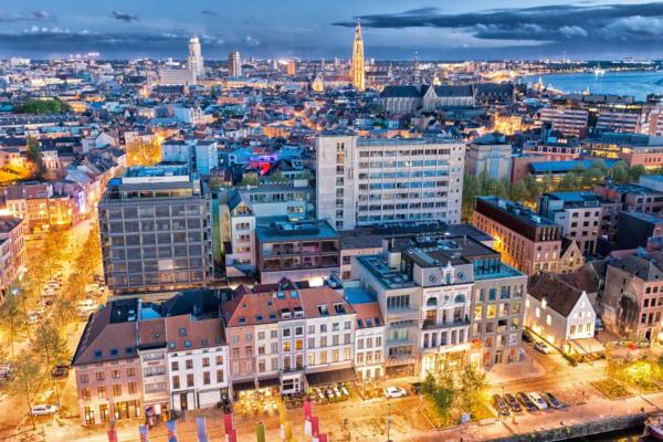 Antwerp and Helsinki enter final stage of smart city test