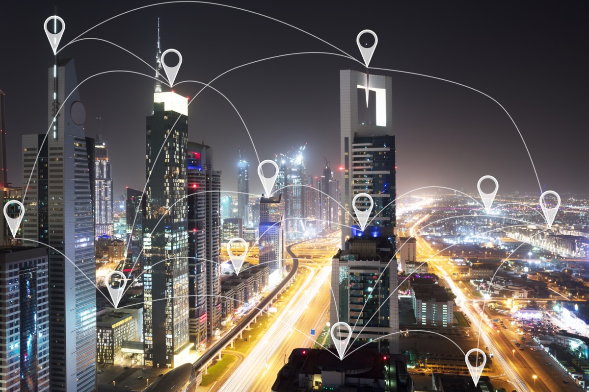 Silver Spring completes Dubai IoT network roll-out - Smart Cities World
