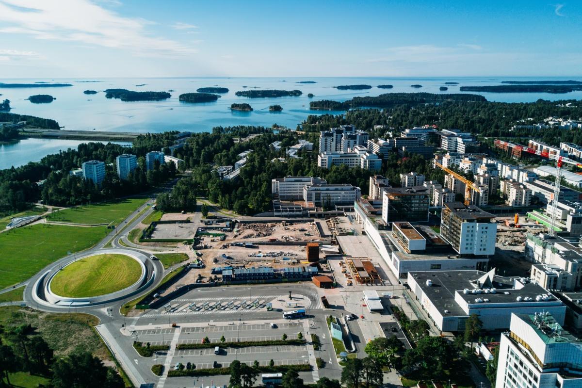 Espoo Helsinki
