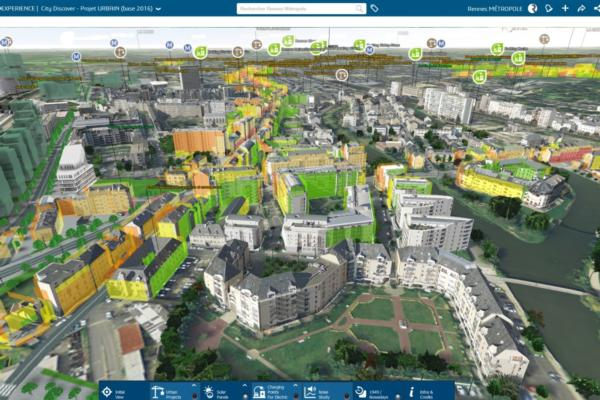 Rennes experiences its sustainable future