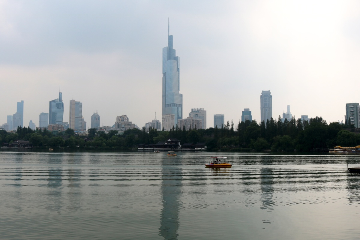 Blockchain is already operational in the city of Nanjing