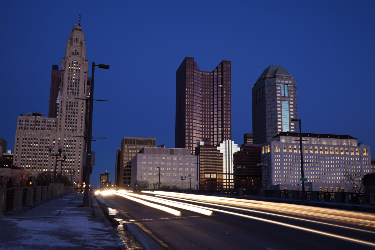 The new tools are available across the state, including to the smart city of Columbus