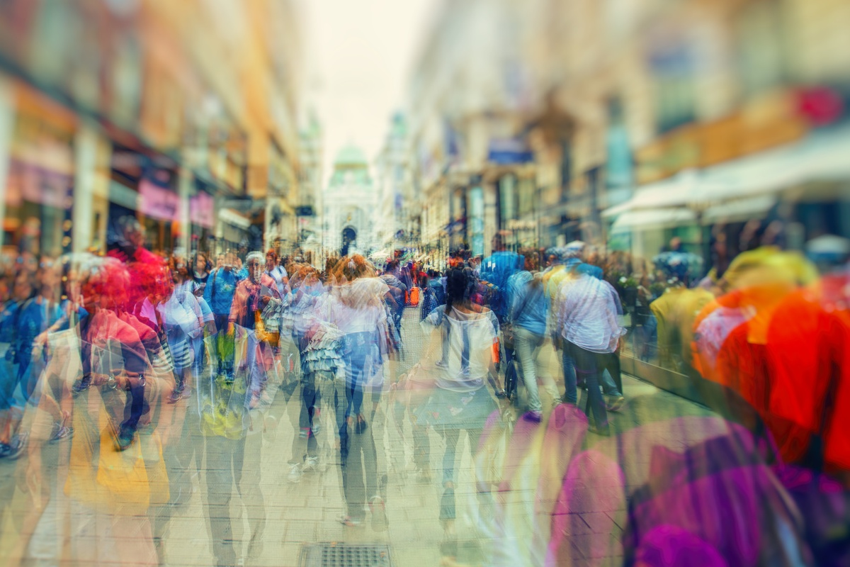 Streetlytics aggregates huge amounts of data to paint a picture of the moving population