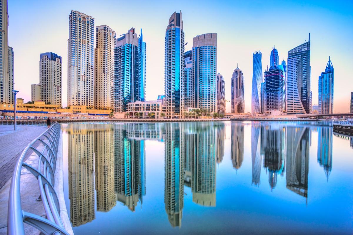 dubai chosen as smartest city smart cities world