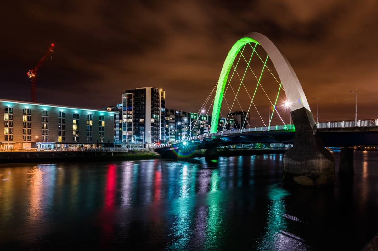 Glasgow has used technology to connect the city together as well as save money and energy