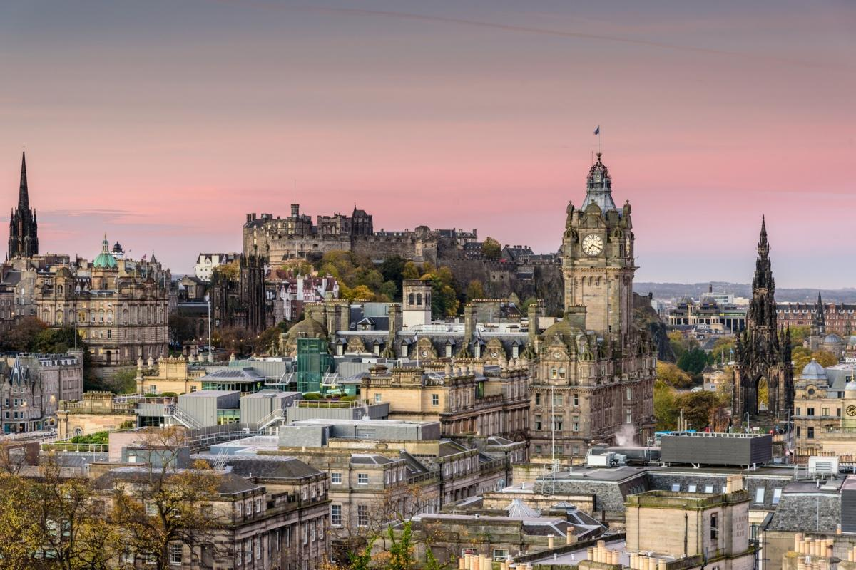 Edinburgh now reportedly enjoys 95 per cent of coverage of the IoT network