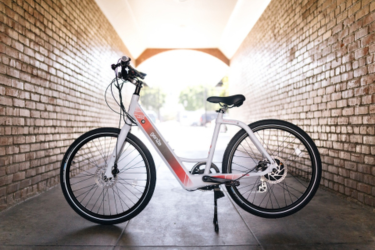 The GenZe motto is 'two wheels, one planet, zero emissions'
