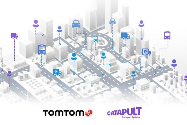 TomTom supports intelligent mobility in the UK