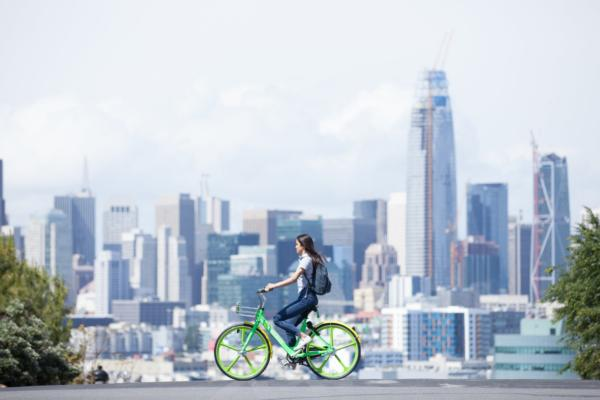 Bike-share and smart parking start-ups honoured