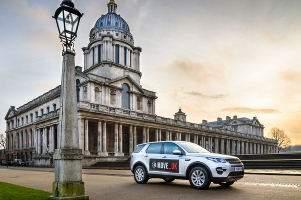 Autonomous driving moves a stage closer in the UK