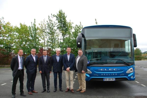 Trondheim charges into electric buses