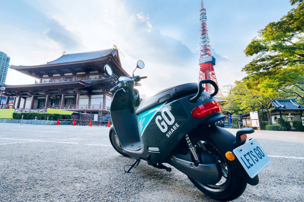The Smartscooter pilot will start in Ishigaki later this year and expand to other cities