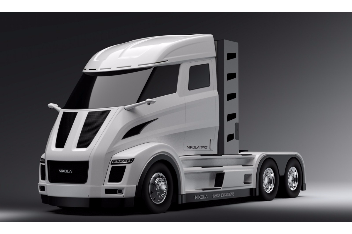 Bosch partners with Nikola for electric truck - Smart ...