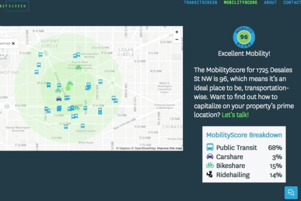 New tool calculates city transit accessibility