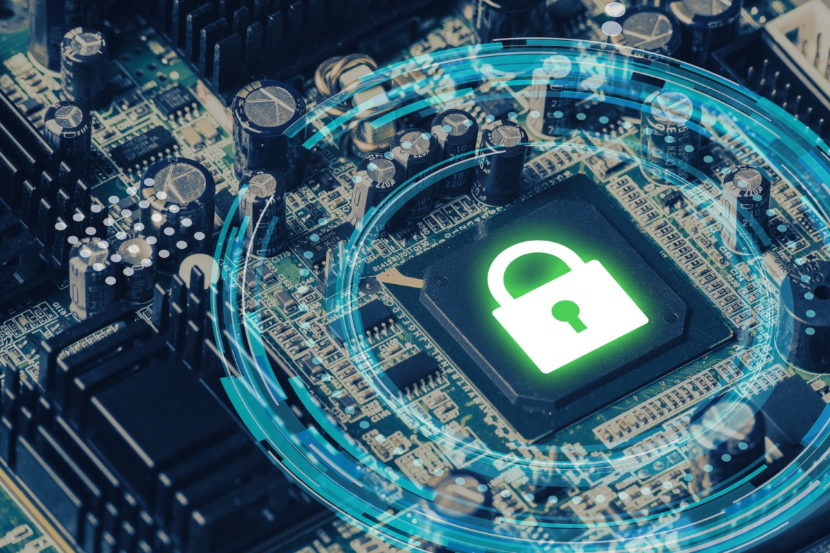 Only nine per cent say they trust data collected and shared through IoT is secure