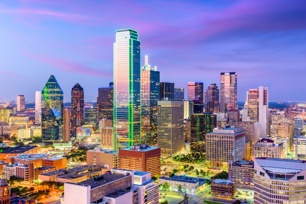 Dallas will be among the first cities to offer commercial 5G