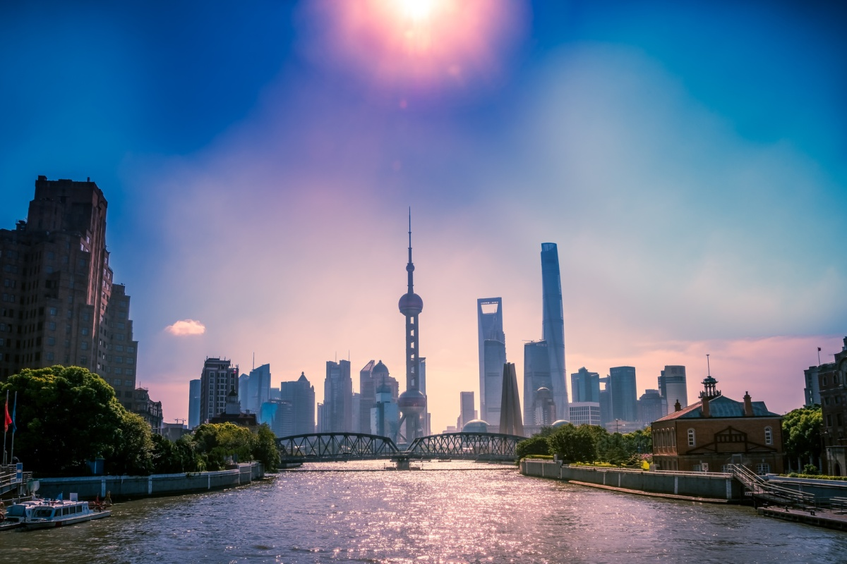 Shanghai is transforming itself into a people-centred, eco-friendly metropolis by 2035