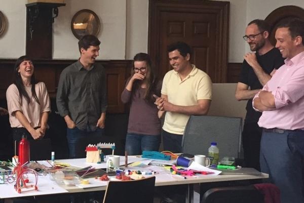 Catapult announces city challenge hackathon
