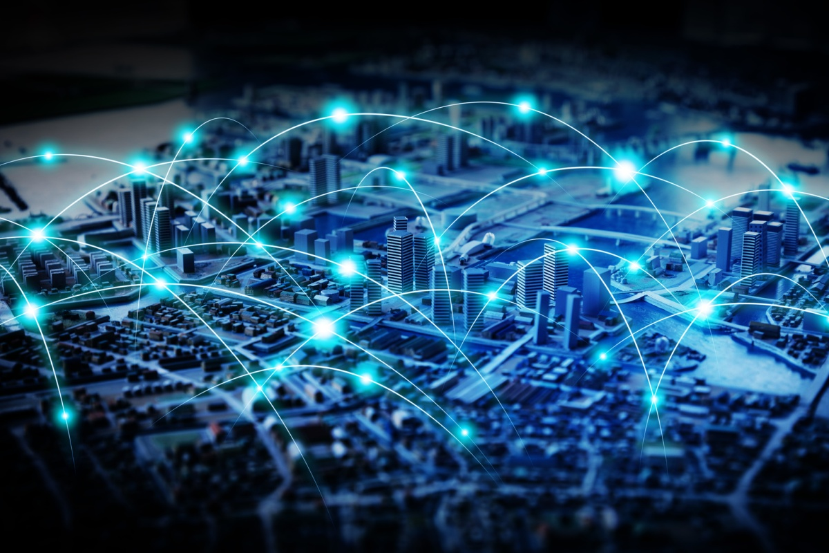 The acquisition strengthens Itron's ability to deliver broad smart city solutions