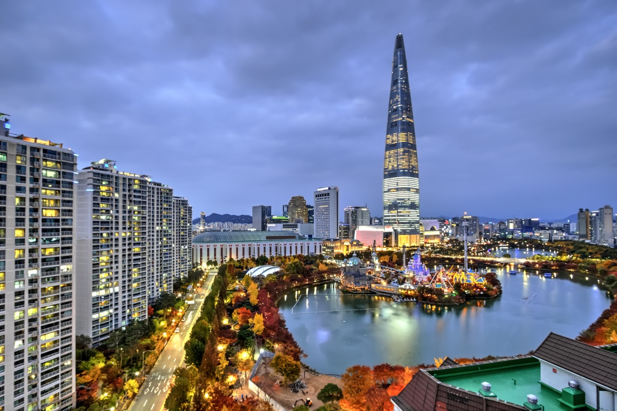 Seoul has accelerated the development of its smart grid infrastructure