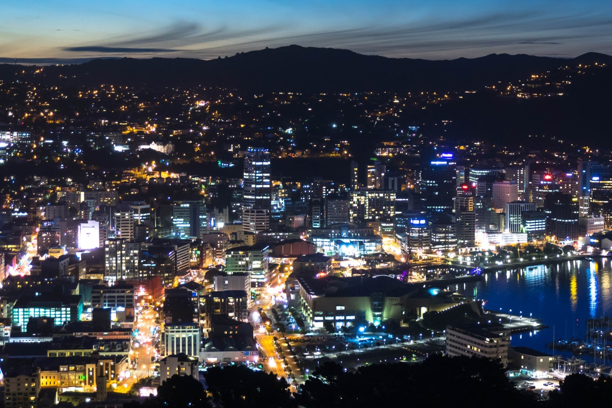 Wellington opts for Telensa's connected lighting